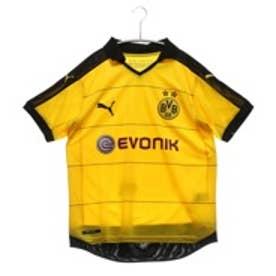 プーマ PUMA サッカーレプリカシャツ BVB キッズSSホーム 748000 イエロー (イエローBK)