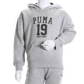 プーマ PUMA ジュニアパーカー GL フーデッド スウェット 839050