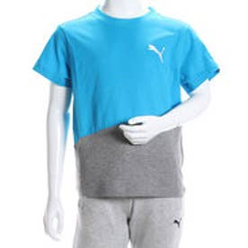 プーマ PUMA ジュニアTシャツ FUN SS TEE 839040
