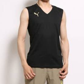 プーマ PUMA サッカーインナーシャツ 653672 ブラック