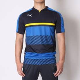 プーマ PUMA サッカープラクティスシャツ TWV SSトレーニングTEE 654808 ネイビー  (NEW NAVY)