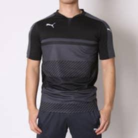 プーマ PUMA サッカープラクティスシャツ TWV SSトレーニングTEE 654808  (BLACK)