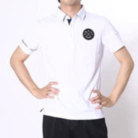 プーマ PUMA ゴルフシャツ ゴルフ SS ワイドカラー ポロシャツ 923332 ホワイト (ホワイト)