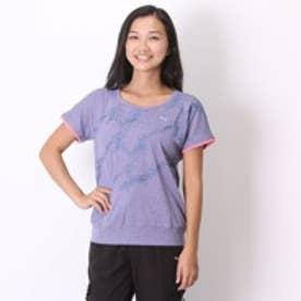 プーマ PUMA Tシャツ SS TEE 920193 ブルー (ブルーバイオレッ)