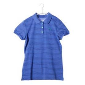 プーマ PUMA レディース 半袖ポロシャツ CD AOP 837896