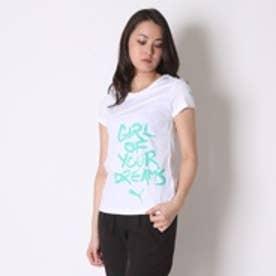 プーマ PUMA レディース 半袖Tシャツ SS TEE W #3 591739