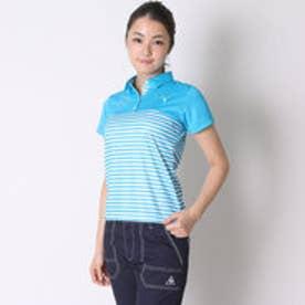 プーマ PUMA ゴルフシャツ ゴルフ W SS ポロシャツ 923387 ブルー (アトミック ブルー)