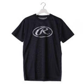 ローリングス Rawlings 野球Tシャツ ASS6F01-NV J00572310  (ネイビー)