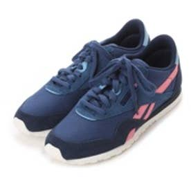 リーボック REEBOK CL NYLON SLIM COLORS M49176 4575 (ダークブルーP)