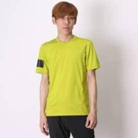 リーボック REEBOK Tシャツ ワンシリーズ ボンデッドストレッチ ショートスリーブTシャツ BQ419 グリーン (イエローグリーン)
