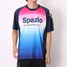 スパッツィオ SPAZIO フットサルプラクティスシャツ sunset BC0321 ホットピンク (ピンクBL)
