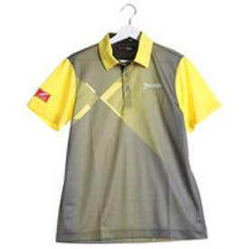 スリクソン SRIXON ゴルフシャツ 半袖シヤツ SRM1526S (レモンイエロー)