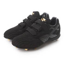 エスエスケイ SSK 野球スパイク マキシライトY-VC NSL668P ブラック (ブラック)