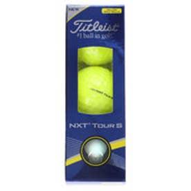 タイトリスト Titleist ゴルフボール  T4133S-J   (イエロー)