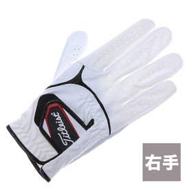 タイトリスト Titleist ゴルフグローブ TLTG37R(ホワイト)