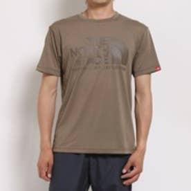 ノースフェイス The North Face アウトドア半袖Tシャツ カラードームティー Color Dome Tee NT31552 ブラウン