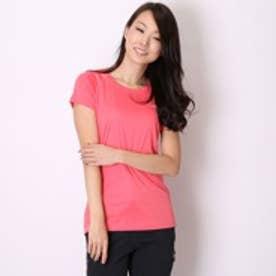 ティゴラ TIGORA ランニングTシャツ  TR-3R2505TS     ピンク  (コーラル)