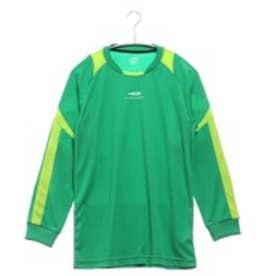 ティゴラ Tigora ジュニアサッカーゴールキーパーシャツ TR-8SW4705 JGK グリーン