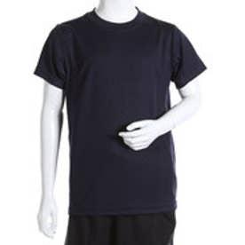 ティゴラ TIGORA ジュニア野球Tシャツ  TR-8BW4726TS  (ネイビー×ネイビー)
