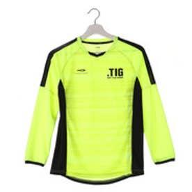 ティゴラ TIGORA ジュニア サッカー/フットサル 長袖シャツ TR-8SW4806LS