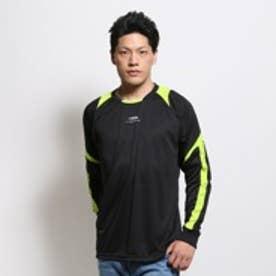 ティゴラ Tigora サッカーゴールキーパーシャツ TR-8SW1725 GK ブラック