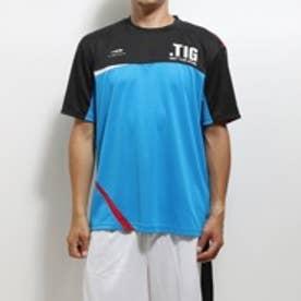 ティゴラ TIGORA テニスシャツ  2605075015 ブルー (ブルー BK)
