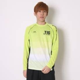 ティゴラ TIGORA テニスシャツ  TR-2TW1726LT グリーン (ペールグリーン)