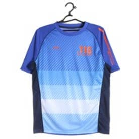 ティゴラ TIGORA テニスシャツ  TR-2TW1716TS ブルー (ブルー)