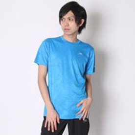 ティゴラ TIGORA ランニングTシャツ  TR-3R1206TS (ブルー)