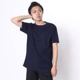 ティゴラ TIGORA 野球Tシャツ  TR-8BW1726TS  (ネイビー×ネイビー)