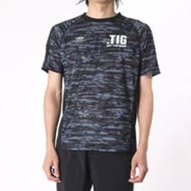 ティゴラ TIGORA メンズ テニス 半袖Tシャツ TR-2TW1846TS