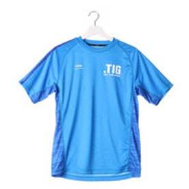 ティゴラ TIGORA メンズ テニス 半袖Tシャツ TR-2TW1806TS