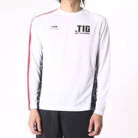 ティゴラ TIGORA メンズ テニス 長袖Tシャツ TR-2TW1816TL