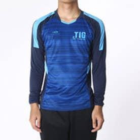 ティゴラ TIGORA メンズ サッカー/フットサル 長袖シャツ TR-8SW1806LS