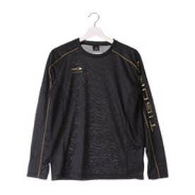 ティゴラ TIGORA メンズ 長袖機能性Tシャツ TR-9A1606TL