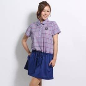 ロコンド 靴とファッションの通販サイトティゴラTigoraゴルフシャツTR-1H2055OPブルー