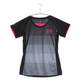ティゴラ TIGORA テニスシャツ  TR-2TW2516TS ブラック (ブラック)