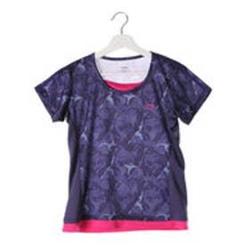 ティゴラ TIGORA レディース テニス 半袖Tシャツ TR-2TW2606TS