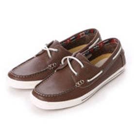 トウホウレマック TOHO LAMAC メンズ 短靴 紳士本革デッキシュ-ズ 541 431