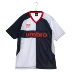 アンブロ Umbro ジュニアサッカーシャツ UBS7530J ネイビー