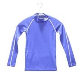 アンブロ UMBRO ジュニアサッカー長袖インナーシャツ JR.エクスドライハイネックシャツ UBA9545J ブルー (ブルー)