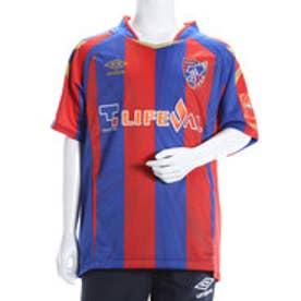 アンブロ UMBRO ジュニアサッカーレプリカシャツ FCTKJR レプリカ ホ?ム UDS6619HJ ブルー  (ブルー)