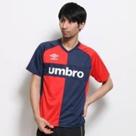 アンブロ Umbro サッカープラクティスシャツ UBS7530 ネイビー