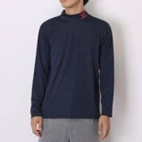 アンブロ UMBRO 長袖Tシャツ UCA7593 H ネイビー (ネイビー)