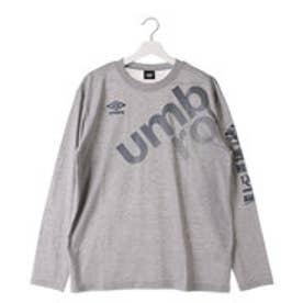 アンブロ UMBRO メンズ 長袖Tシャツ グラフイツクL/Sシヤツ UCA5690SD