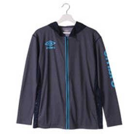 アンブロ UMBRO メンズ 長袖機能Tシャツ EX-AIR ハイブリッドジャケット UCA7698