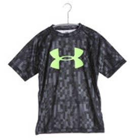 アンダーアーマー UNDER ARMOUR ジュニアシャツ UAテックHG BIG LOGO SS PRINT #BTR2626