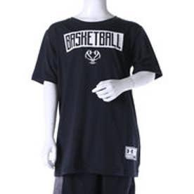 アンダーアーマー UNDER ARMOUR ユニセックス バスケットボール 半袖Tシャツ UAバスケットボールロックアップSS #BBK4019