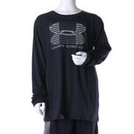 アンダーアーマー UNDER ARMOUR ジュニア 長袖機能Tシャツ UAテックHGグラフィックLS #BTR3509