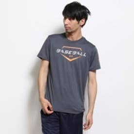 アンダーアーマー Under Armour 野球Tシャツ #MBB8738 グレー